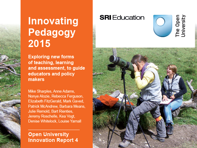 InnovatingPedagogy2015 4